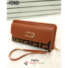 Brown New Style Women Hand Wallet 2020
