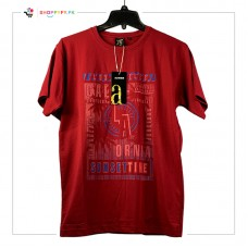 CLF UNISEX T-Shirt (Ruby Red)