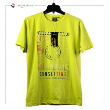 CLF UNISEX T-Shirt (Lime Yellow)